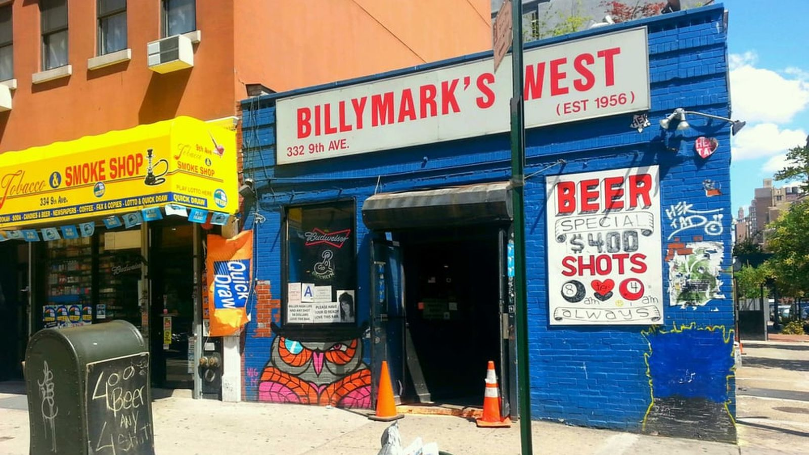 The 31 Best Dive Bars in NYC Dive bar, Nyc, Beer specials