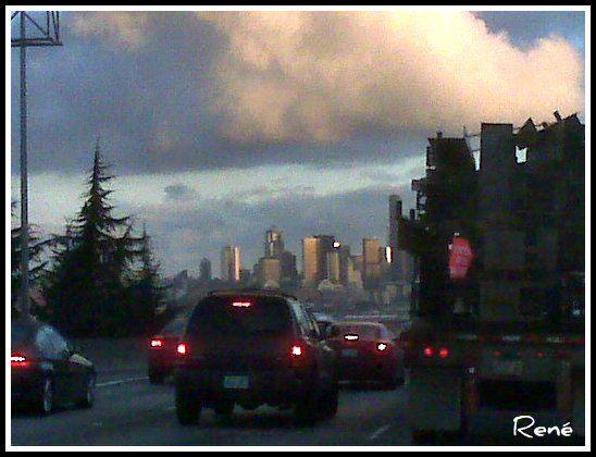 Mornging... Seattle, WA 1/19/2011