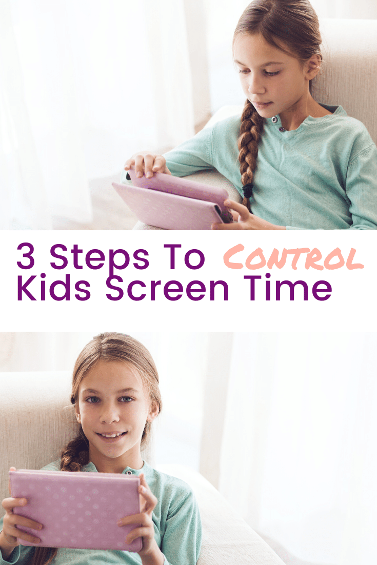 3 Steps To Control Your Kids Screen Time in 2020 (With ...
