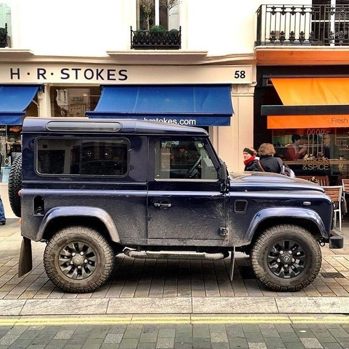 Luxury On Instagram Praaanaaa Landroversoflondon A Muddy Xs