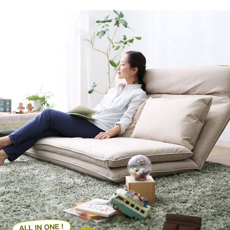 Tatami Style Folding Futon Sofa Bed