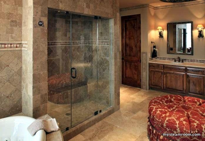 Steam Shower / Steam Room