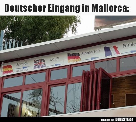 Mallorca Sprüche Witze