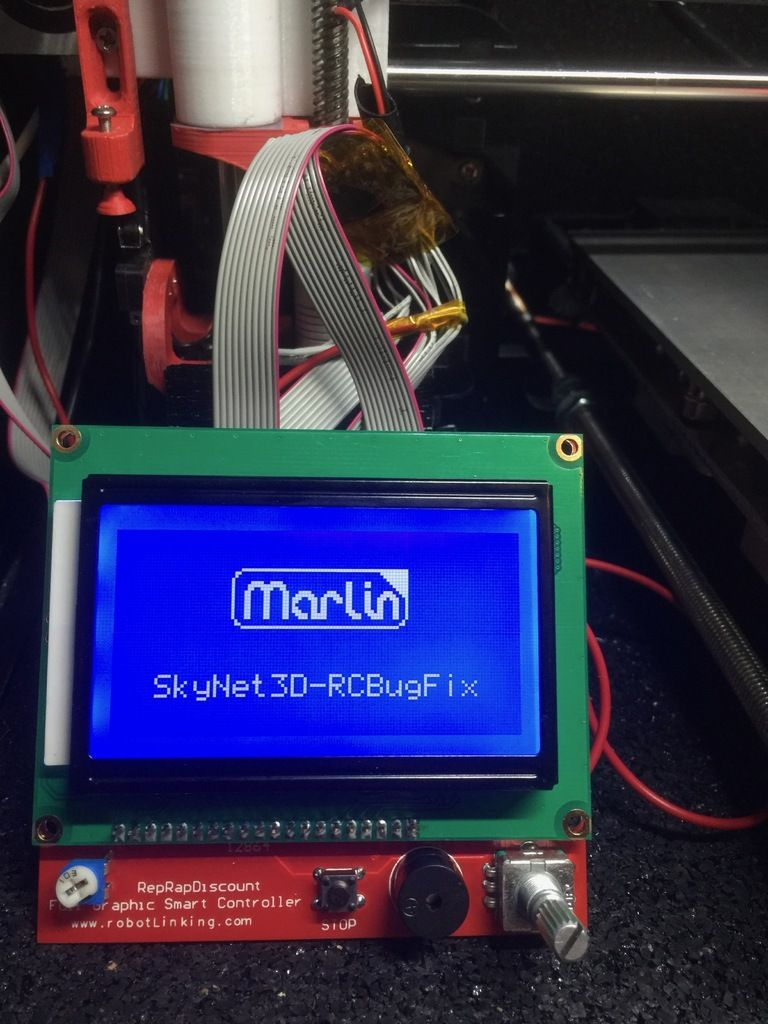 LCD 12864 RepRap Discount Anet A8 Adapter by OderWat - Thingiverse