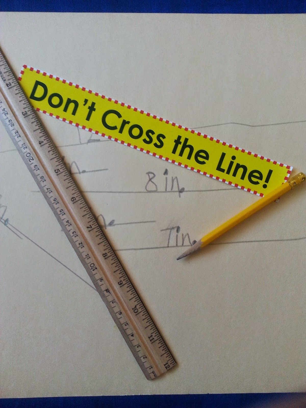 Inching Along With Measurement