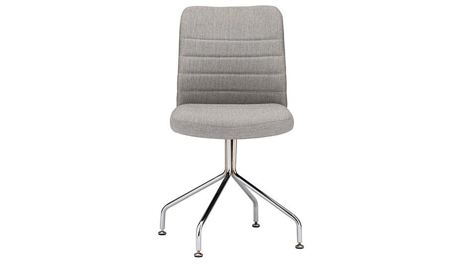 George Home Fabric Office Chair Grey Read Reviews And Online At Asda From Our Latest Range In Garden A Comfortable Desk