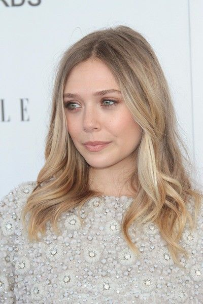 Elizabeth Olsen Hair Colour For Green Eyes Blonde Hair Green Eyes Pale Skin Hair Color