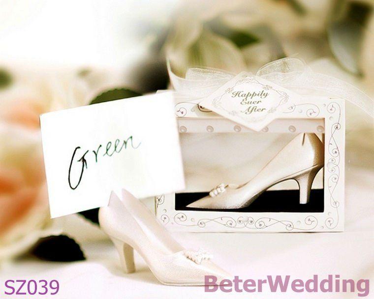 Sz039 shanghai beter cadeaux co ltd idées faveur de mariage unique