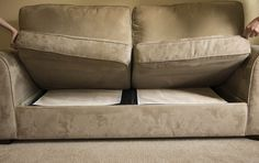 Robot Check Cushions On Sofa Diy Couch Cushions Couch Cushions Slipping
