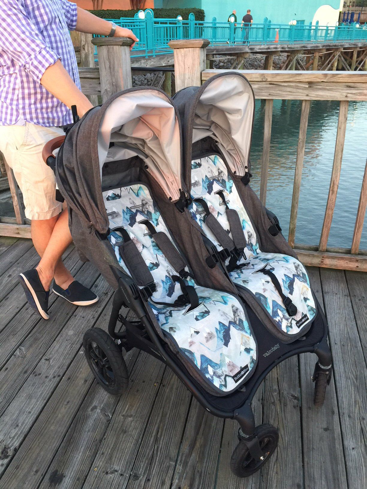Valco snap duo / trends / ultra stroller liners Scooter