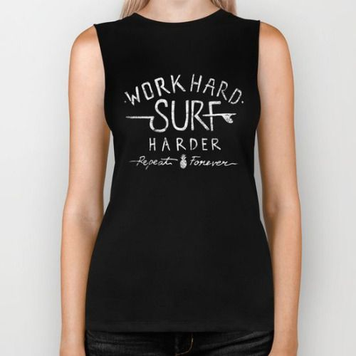 chrisbmarquez:   Work Hard. Surf Harder. Repeat Forever by Ocean...