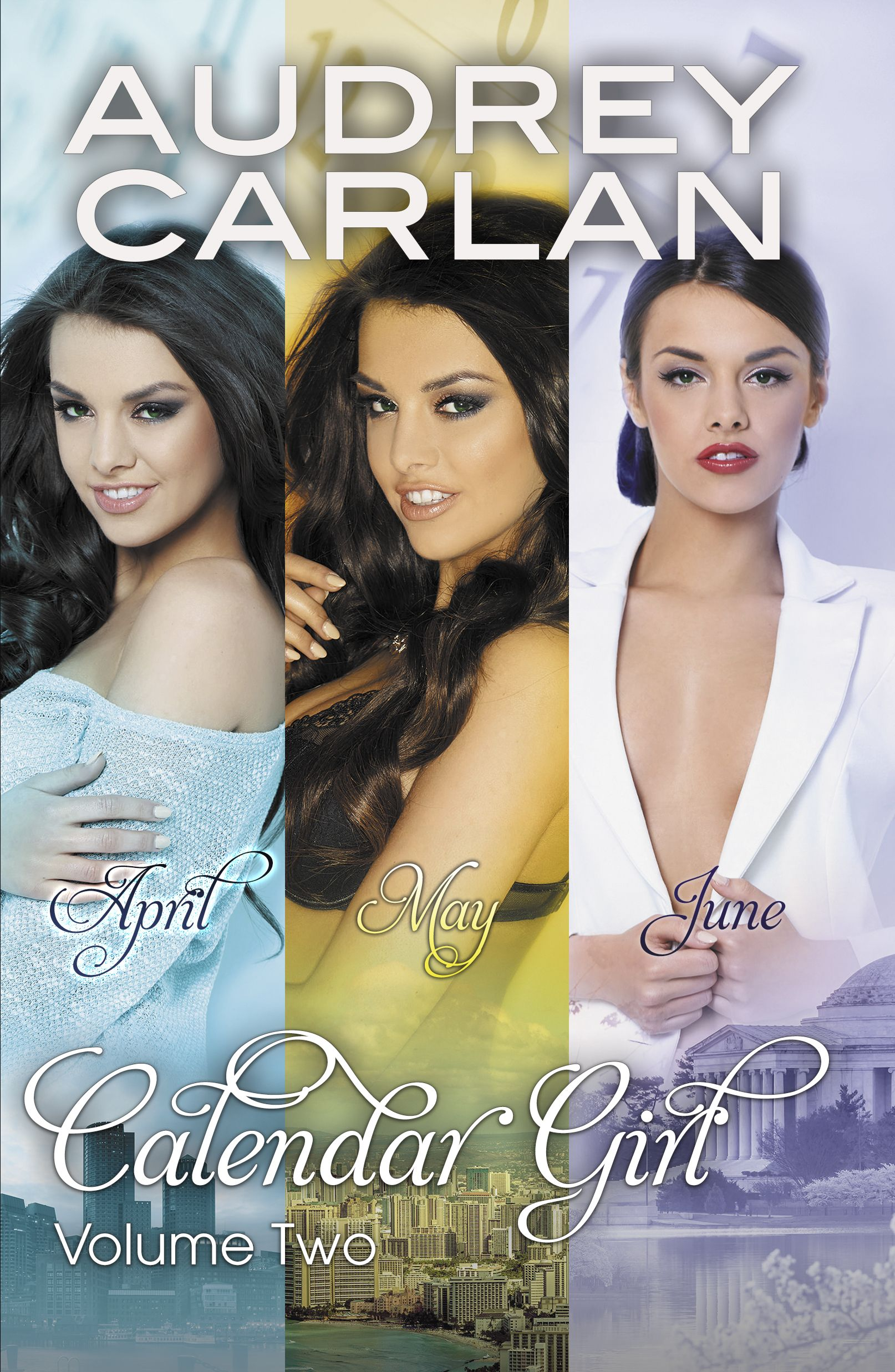 June Calendar Girl Read : Calendar girl volume april may june decided to rate