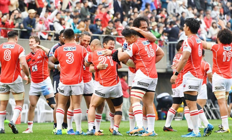 Rugby Sunwolves To Open 2018 Season Against Brumbies In Tokyo Https Link Crwd Fr 4nzf Rugby Kids Rugby Tackle Rugby