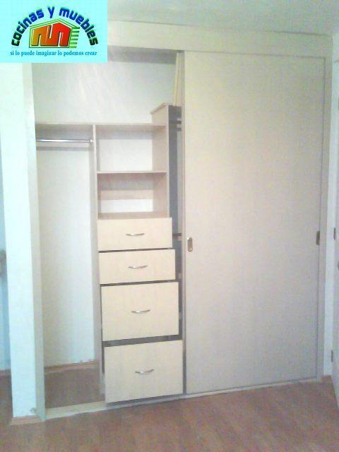 closets economico cocinas y muebles | closets | Pinterest