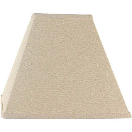 Better Homes And Gardens Square Woven Lamp Shade Tan Beige