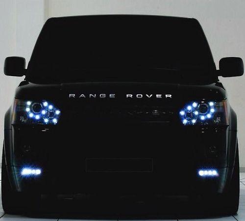 Lighting The Way To Luxury Range Rover Cars Car