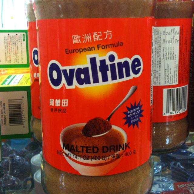 Be Sure To Drink Your Ovaltine Ovaltine Drinks Malt