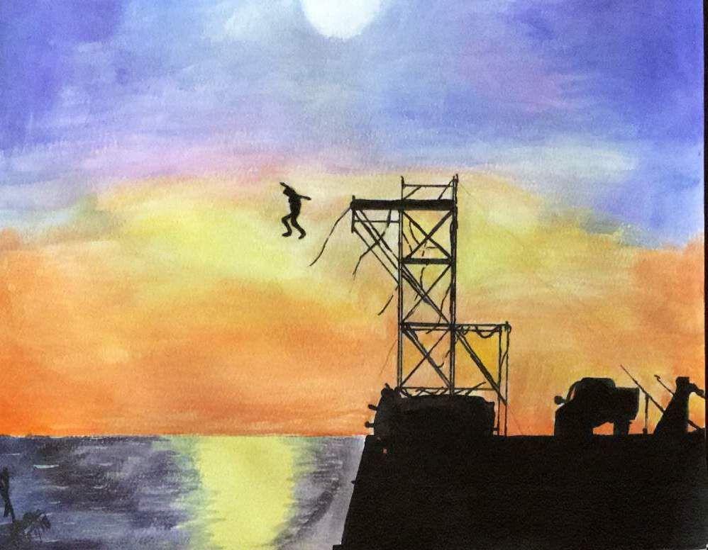 I Need U (BTS Fanart) Acrylic Painting .•~•. | Featured ...