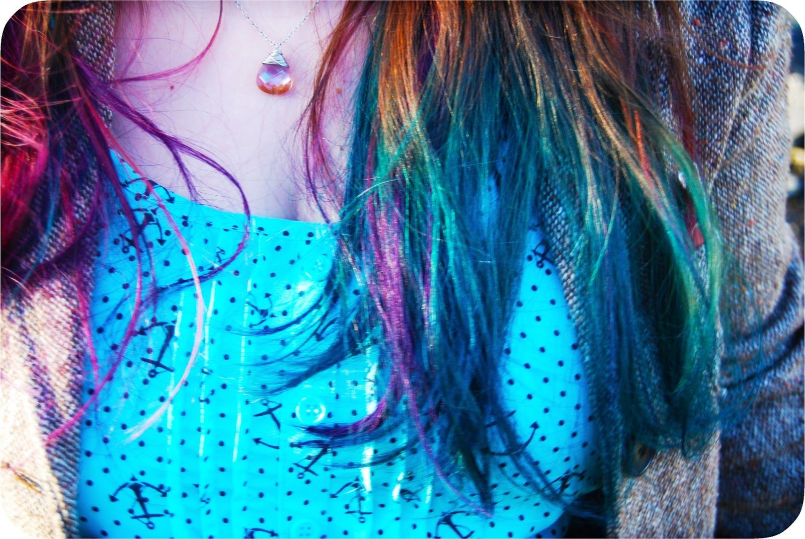 Rainbow ombre hair hairuc pinterest ombre hair ombre and face