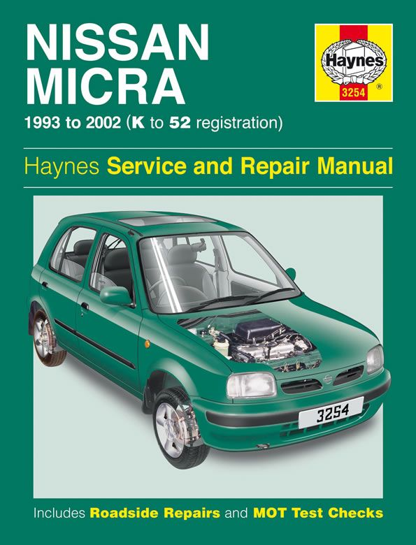 Micra K11 Haynes Manual Download Carros Auto Motos