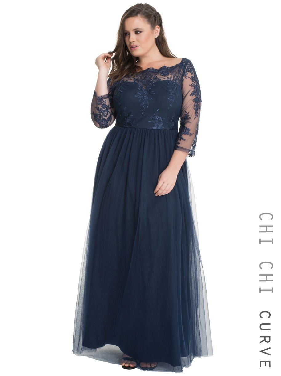 Chi Chi Curve Saskia Dress - chichiclothing.com | Gowns | Pinterest ...