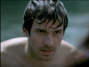 Santiago Cabrera from Merlin