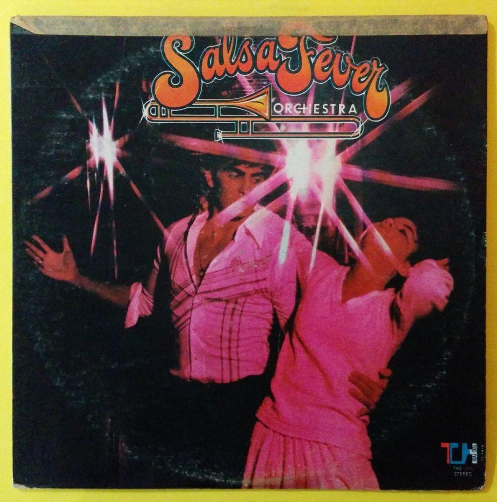Salsa Fever Orchestra Gunda Merced Salsa Venezuela Issue Salsa Orchestra Merced Vinyl Store