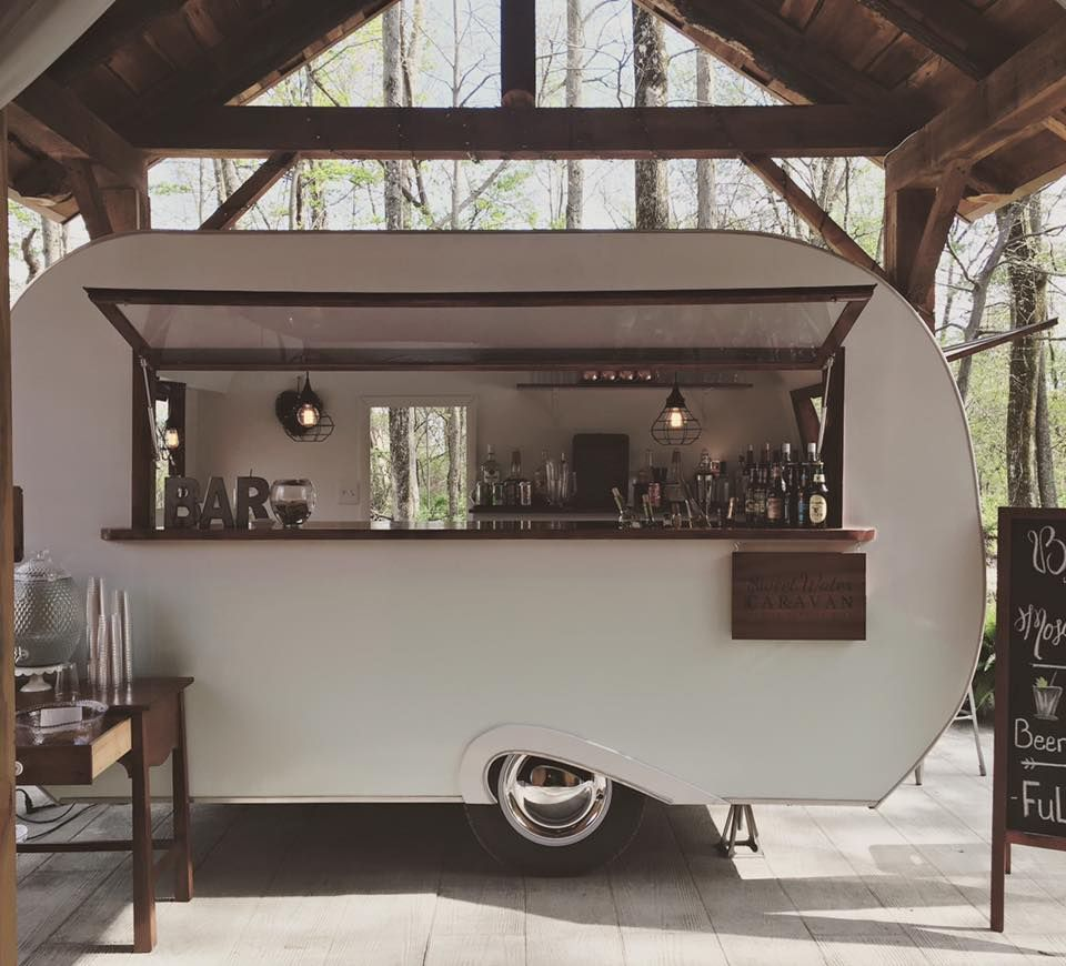 Sweet Water caravan a mobile bar for hire | Juice box | Pinterest ...