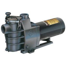 Hayward 1 Hp Max Flo Inground Pump With Images Pool Pump