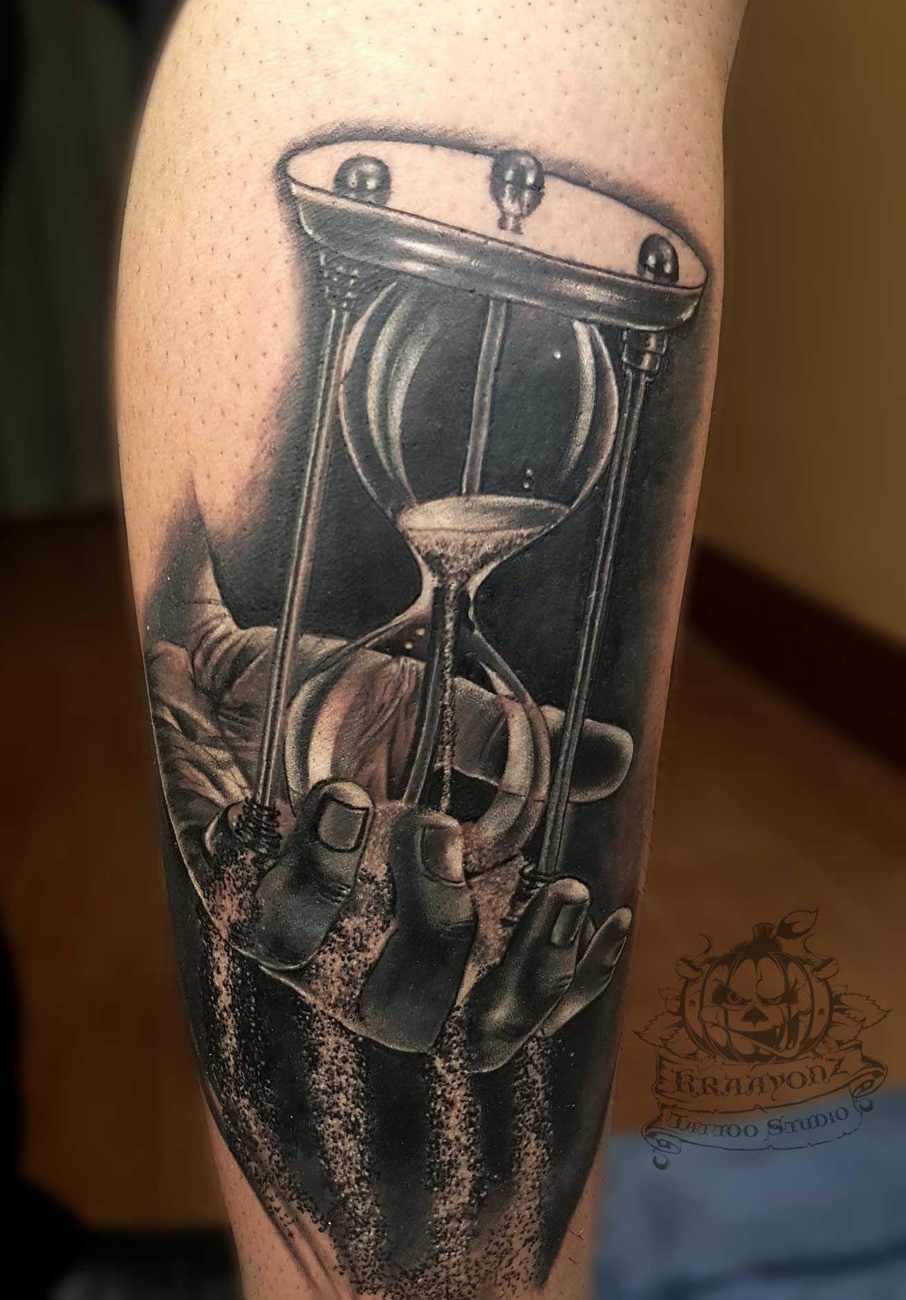 Hourglass Tattoos For Men : hourglass, tattoos, Hourglass, Tattoo, Design, Sameer, Patange,, Artist, Mumbai,, India, Tattoos, Guys,, Inside, Bicep, Tattoo,