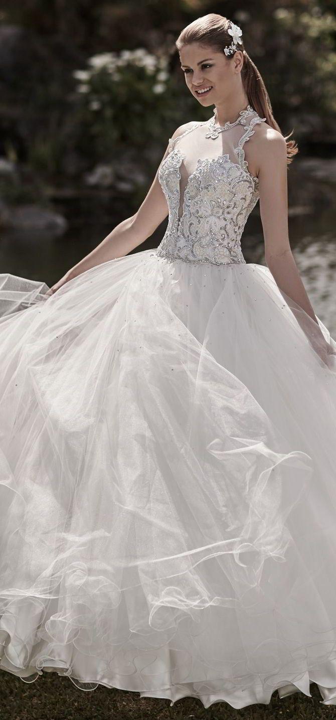 Julien Mattion 2017 Wedding Dresses