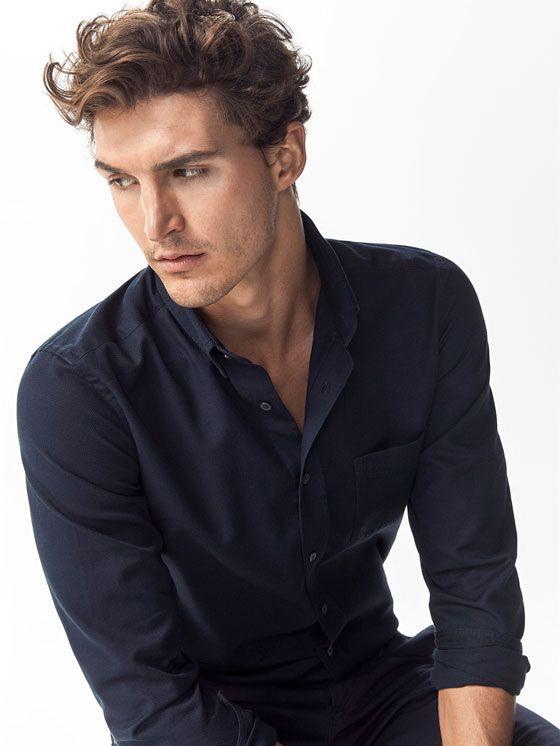 790ddb0a1917 View all - Casual shirts - MEN - Massimo Dutti - Lebanon