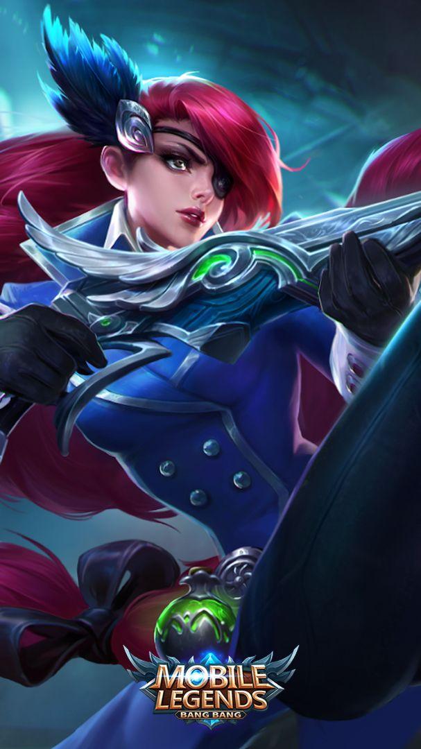 Lesley Ml Marksman Assassin Moba Skins And Heroes Pinterest Mobile Legends Assassin And Hero
