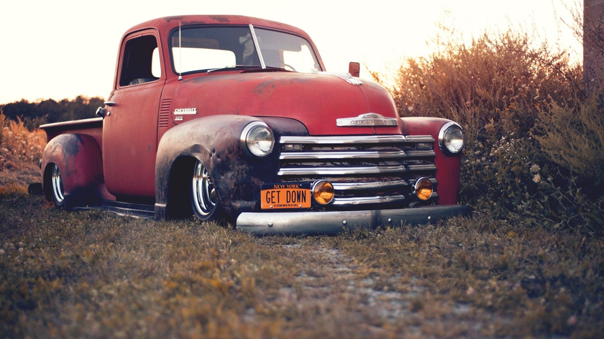 Old Chevrolet Chevy Pickup Truck Wallpaper Http Www