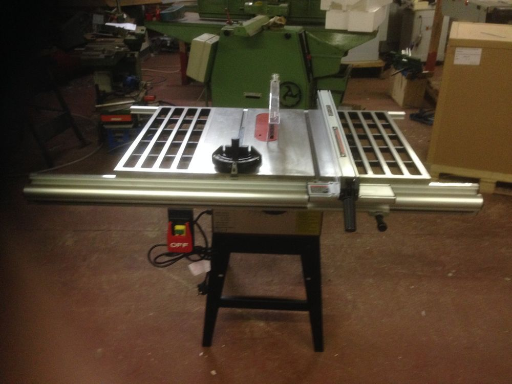 Table Saw 10 Inch 240v 5 8 16mm Arbor Can Accept 8 Dado Table Saw Table Woodworking Machine