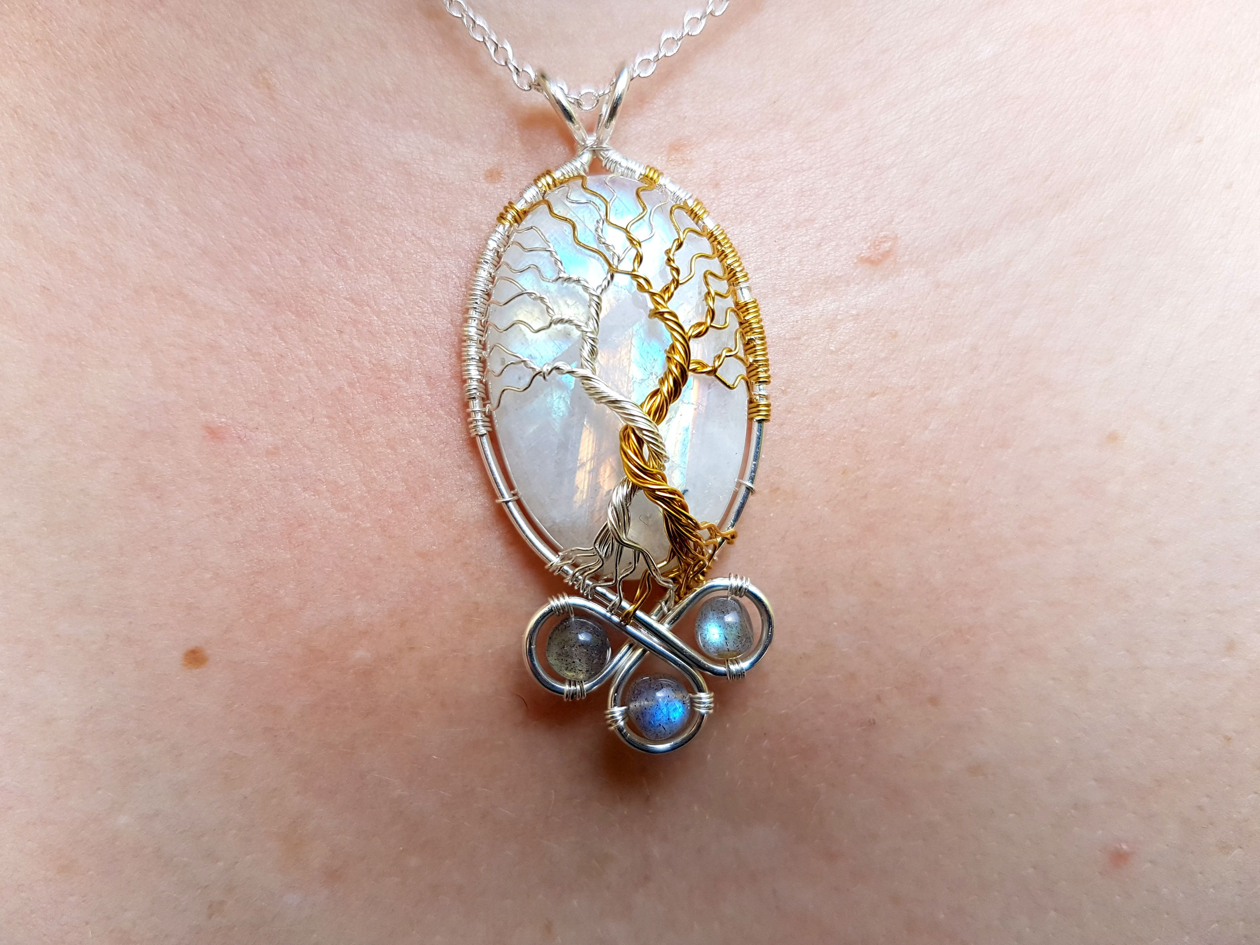 Gemstar Jewellery Round Shape Green Emerald 925 Silver 14k Black Gold Finish Lotus Earring Screw Back