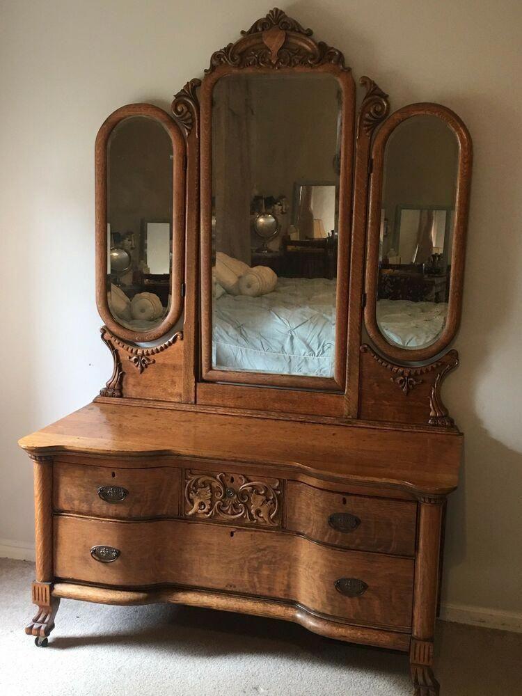 Antiques Online Old Antique Bedroom Furniture Vintage S 20190425