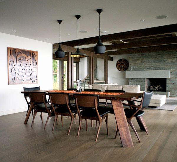 Modern Traditional Dining Room: Modern Formal Dining Room Sets