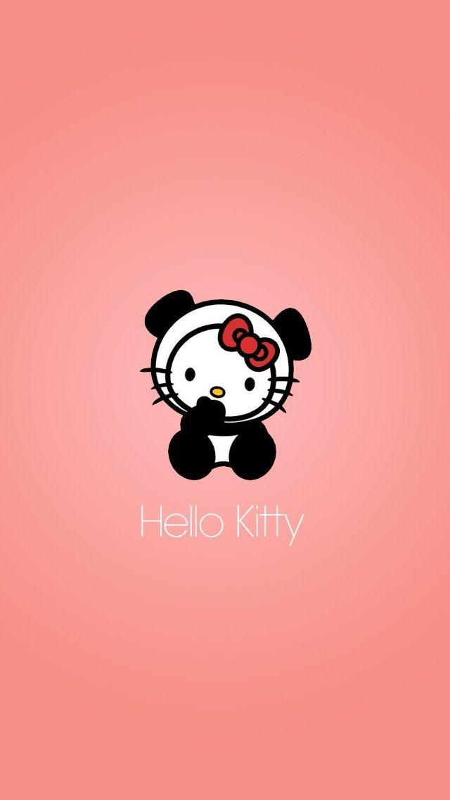 Hello Kitty Panda Hello Kitty Pictures Hello Kitty Art Hello