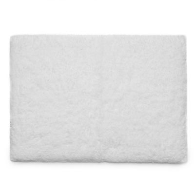 Under The Canopy 30 X 48 Organic Cotton Bath Rug In Snow Rugs Canopy Organic Cotton