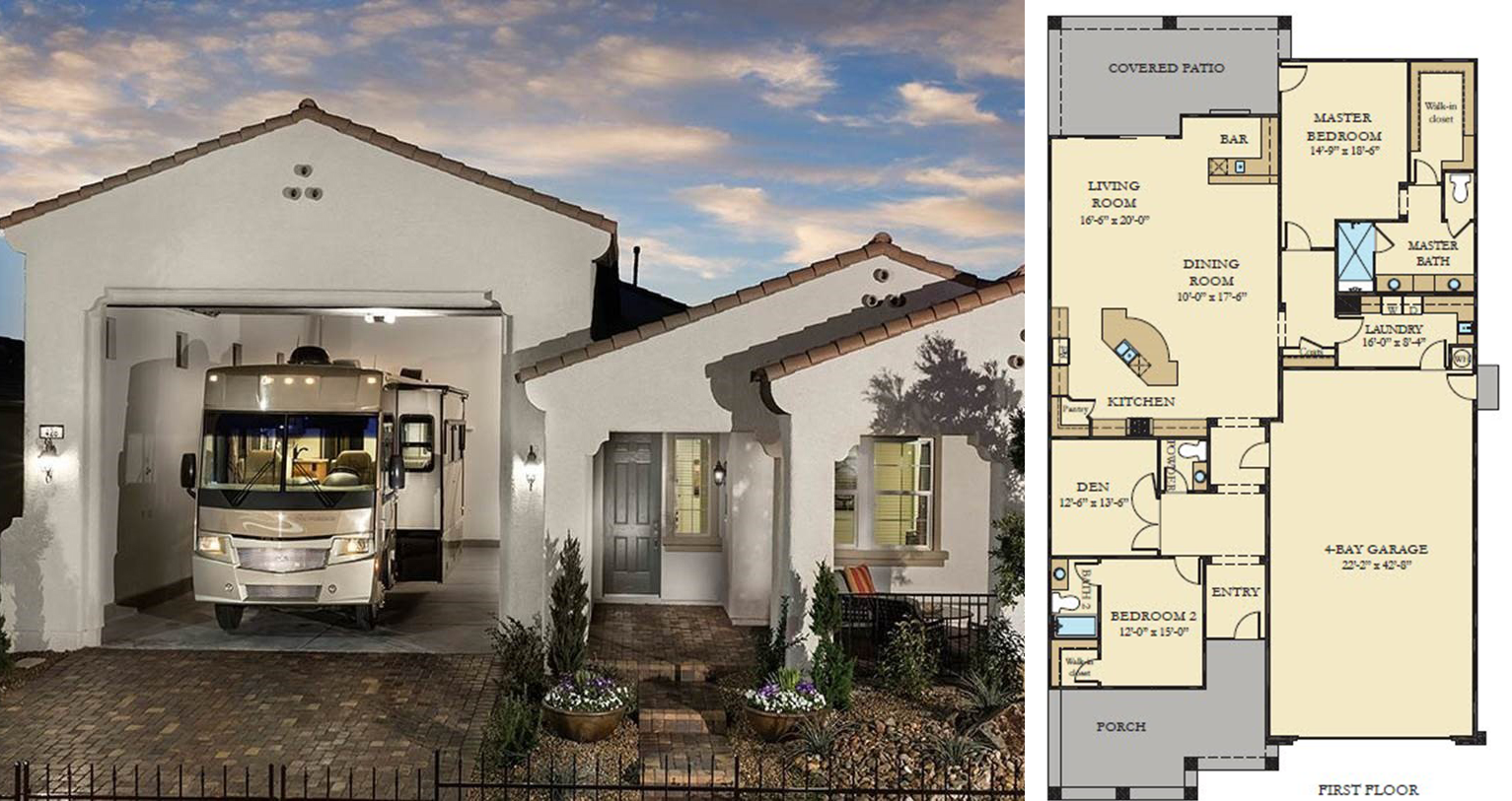 Rv Port Homes Floor Plans Surging Demand For Homes With Rv