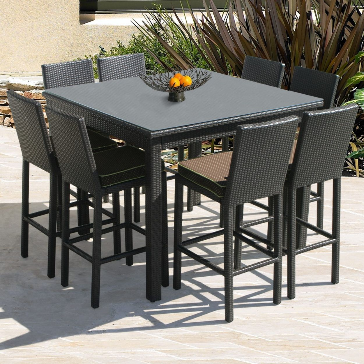 Bar Height Patio Furniture Clearance Outdoor Furniture Outdoor