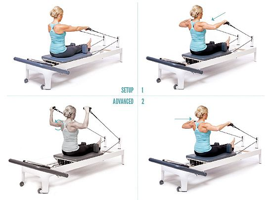 Check In To Injury Rehab Pilates Reformer Exercises Pilates Workout Pilates Reformer