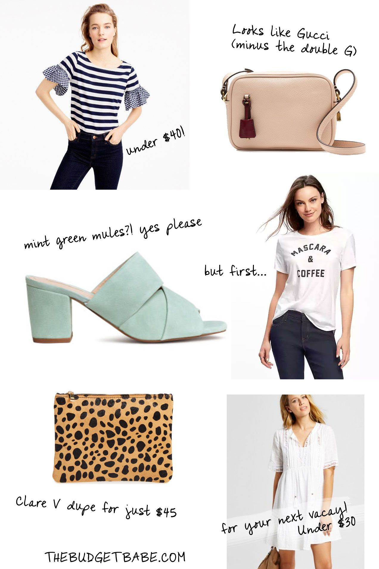 9c7cbc51352a6 The Budget Babe rounds up the best fashions on a budget (like