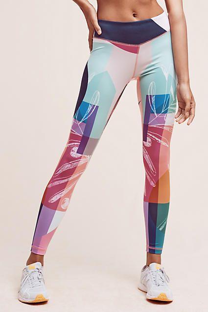 Phila Colorblock Leggings