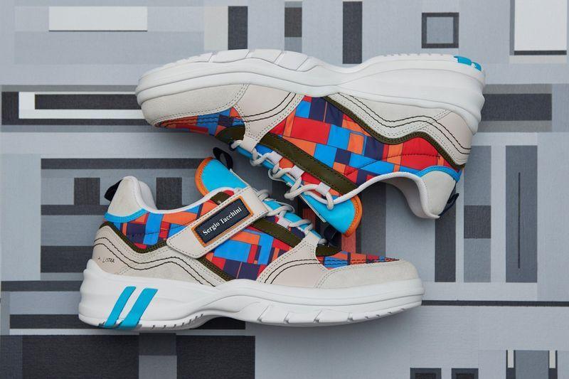 Neocubistas Sneakers, Shoes, Tennis sneakers