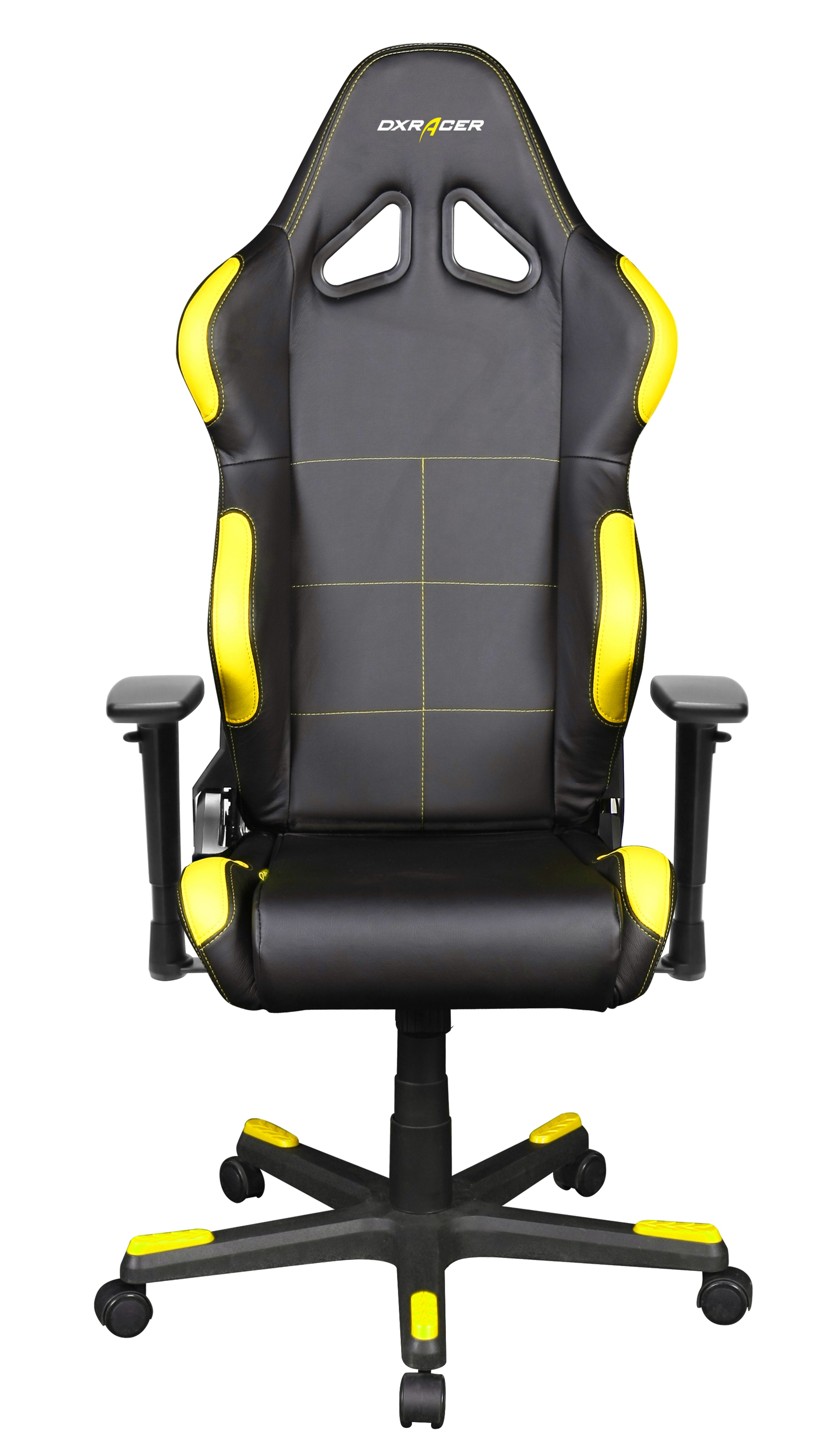 Black gamer chair DXracer Game chair