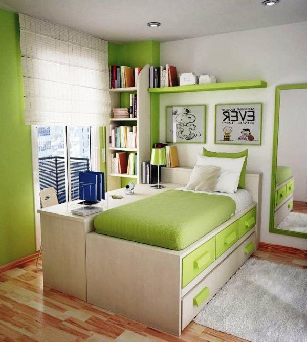 Very Small Bedrooms For Kids love the bed raised next to desk idea | kids bedroom | pinterest