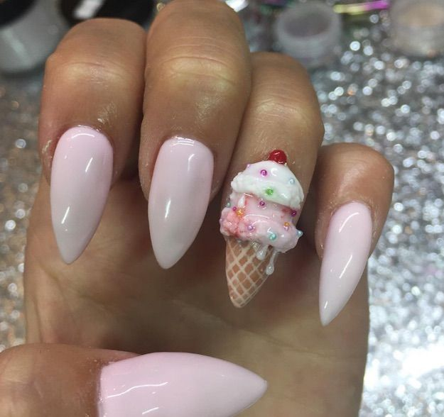 21 Cute Pink Nail Designs Perfect For Every Stylish Lady Nail Book