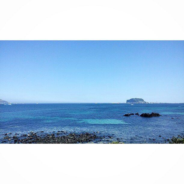 #가고싶다 #제주 #떠나고싶다 #여행  #보고싶다 #바다 . . #여행앓이 문득 #푸른바다 #사진 에 #울컥 . #travel #jeju #lovely #island #bluesea http://tipsrazzi.com/ipost/1518518046698809355/?code=BUS3B42gKgL